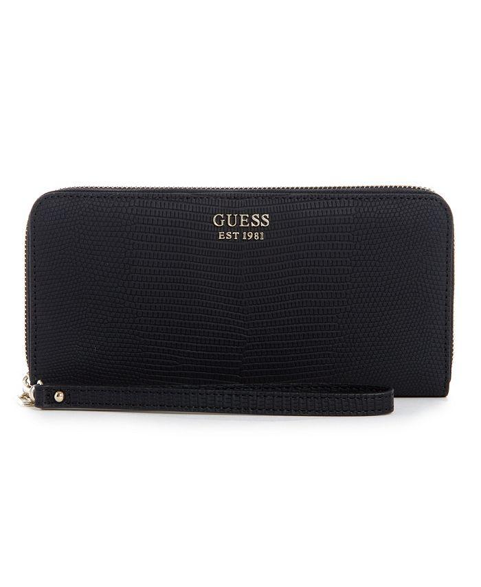 GUESS - Lyndi Large Zip Around Wallet