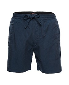 Edit Taper Drawstring Men's Shorts