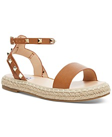 Women's Ultimate Rock Stud Espadrille Sandals