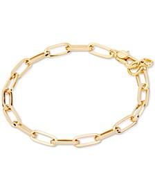 Gold-Tone Link Bracelet