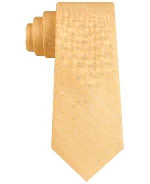 Tommy Hilfiger Men's Slim Textured Dot Tie