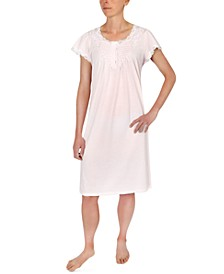 Flutter-Sleeve Nightgown