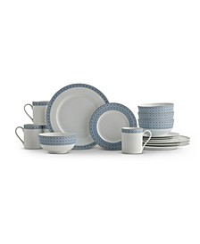 Home Mallorca 16 Piece Set