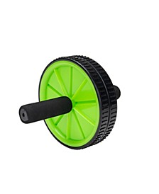 Dual Wheel Split Ab Roller for Home