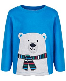 Baby Boys Polar Bear T-Shirt, Created for Macy's