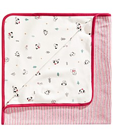 Baby Girls Koala-Print Blanket, Created for Macy's