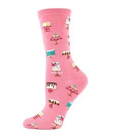 Sweet Treats Women's Novelty Socks