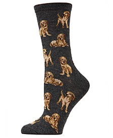 Retriever Novelty Socks