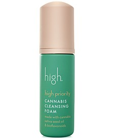 Receive a Free High Priority Cannabis Cleansing Foam with any $50 High Beauty purchase!