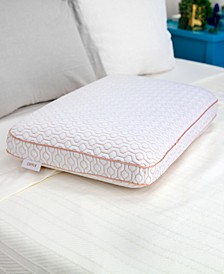 Wellness Collection Copper Infused Memory Foam Standard Bed Pillow