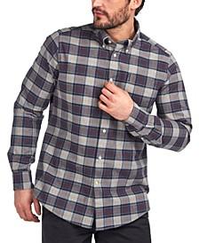Men's Tartan Oxford Shirt
