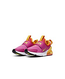 Little Girls Air Max 270 Extreme Stay-Put Closure Casual Sneakers from Finish Line