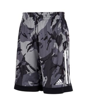 Adidas Originals ADIDAS BIG BOYS AERO READY CORE CAMO SHORT