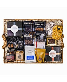 Deck The Hall Gift Basket, 288 oz