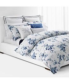 Sandra Floral King Comforter Set