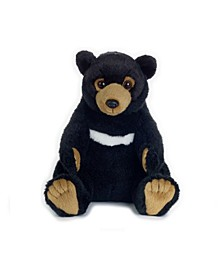 Lelly National Geographic Basic Collection Plush, Bear