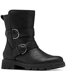 Women's Lennox Moto Cozy Lug Sole Booties