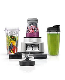 SS101 Foodi™ Power Nutri™ Duo® Smoothie Bowl Maker and Personal Blender 1200WP 4 Auto-iQ®
