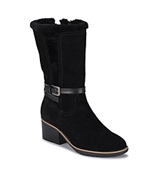 Ginger Posture Plus Mid Shaft Women's Boot