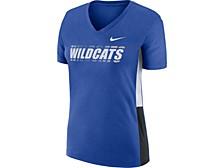 Kentucky Wildcats Women's Breathe T-Shirt