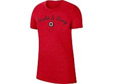Ohio State Buckeyes Women's Marled T-Shirt