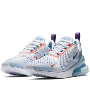 NIKE Sneakers MEN'S AIR MAX 270 CASUAL SNEAKERS FROM FINISH LINE