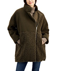 Irena Faux-Fur Coat