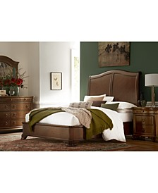 Orle Bedroom 3pc Set (Queen Bed, Nightstand, Dresser), Created For Macy's