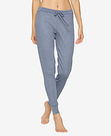 Felina Essentials Ribbed Lounge Jogger Pants