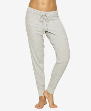 Essentials Ribbed Lounge Jogger Pants