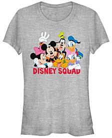 Women's Disney Mickey Classic Disney Squad Short Sleeve T-shirt