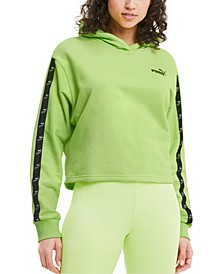 Women's Amplified Cropped Hoodie