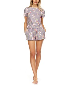Flora by Flora Nikrooz Bella Shorts Pajama Set