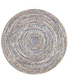 Dara 6' x 6' Round Area Rug