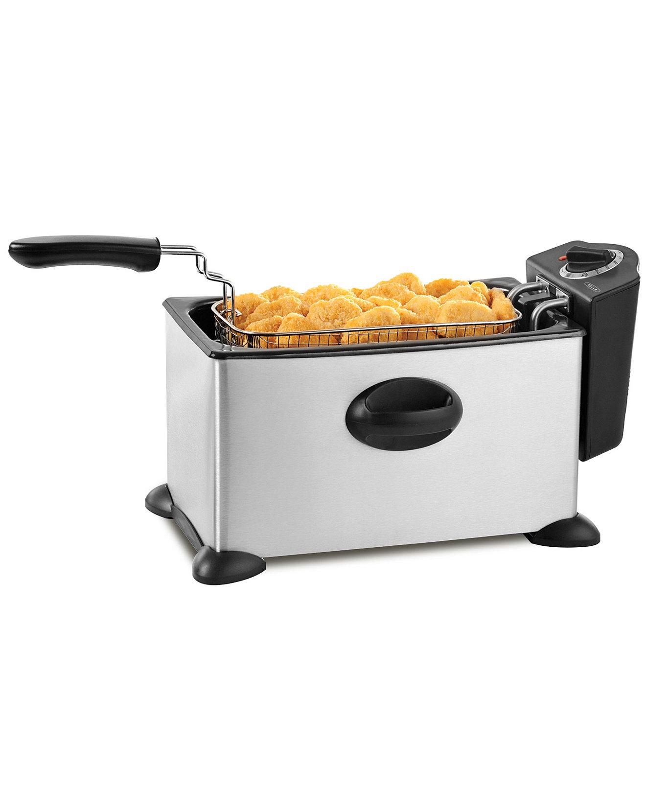 Macys Kitchen Appliances Bella 13401 35l Stainless Steel Deep Fryer Electrics Kitchen