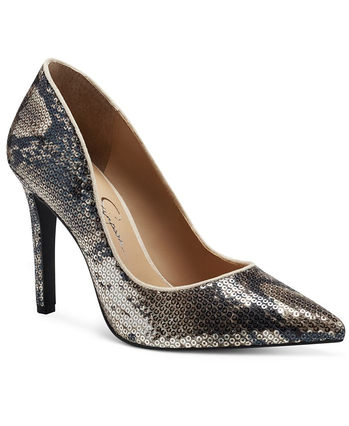 Jessica Simpson - Cassani Pumps
