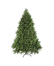 Pre-Lit Noble Fir Full Artificial Christmas Tree