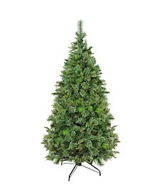 Unlit Ashcro Cashmere Pine Full Artificial Christmas Tree
