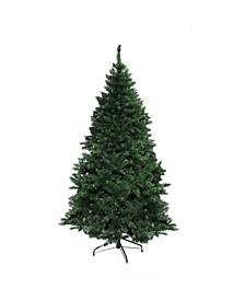 Unlit Medium Buffalo Fir Artificial Christmas Tree