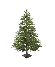 Unlit North Pine Artificial Christmas Tree