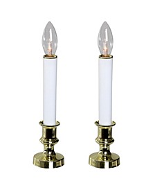 Christmas Candle Lamps