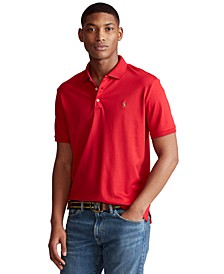 Men's Classic-Fit Cotton Polo