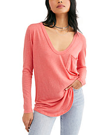 Free People Betty Long-Sleeve T-Shirt