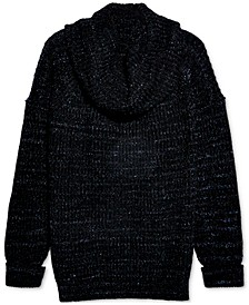 Leo Cowl-Neck Tunic Sweater