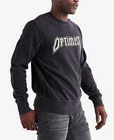 Men's Optimist Terry Crew Sweatshirt