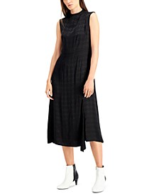 Mock Neck Midi Dress, Created for Macy's