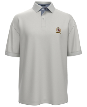Tommy Hilfiger Men's Iconic Re-Issue Regular-Fit Stretch Polo Shirt