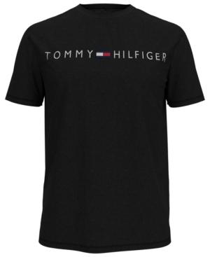 Tommy Hilfiger Men's Lock Up Logo Graphic T-Shirt