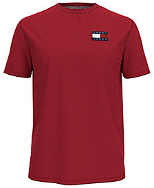 Tommy Hilfiger Men's Tommy Jeans Albie Badge Logo Graphic T-Shirt