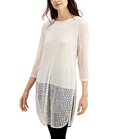 Layered-Look Tunic Top, Created for Macy's
